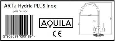 Aquila Hydria Plus Inox