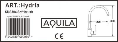 AQUILA Hydria INOX