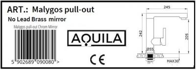 Aquila Malygos chrom