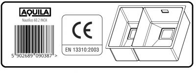 AQUILA NAUTILUS 60.2 INOX