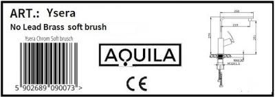 Aquila Ysera chrom