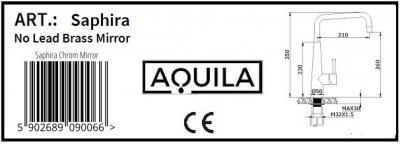 Aquila Saphira chrom
